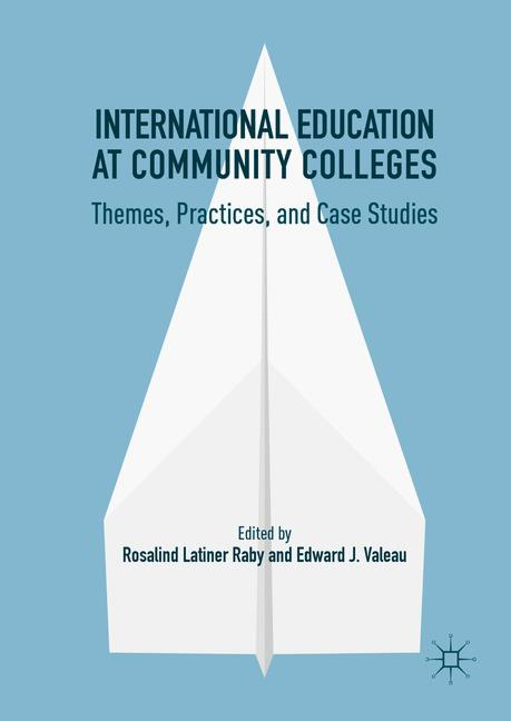 Cover of 'International Education at Community Colleges'