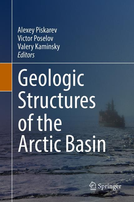 Cover of 'Geologic Structures of the Arctic Basin'