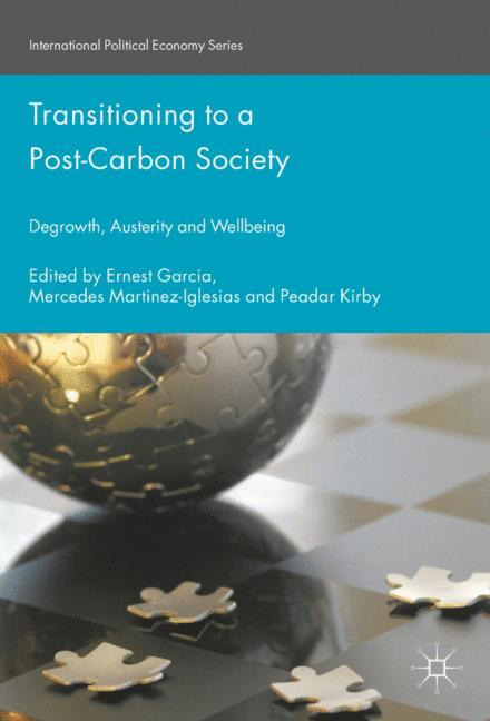 Cover of 'Transitioning to a Post-Carbon Society'