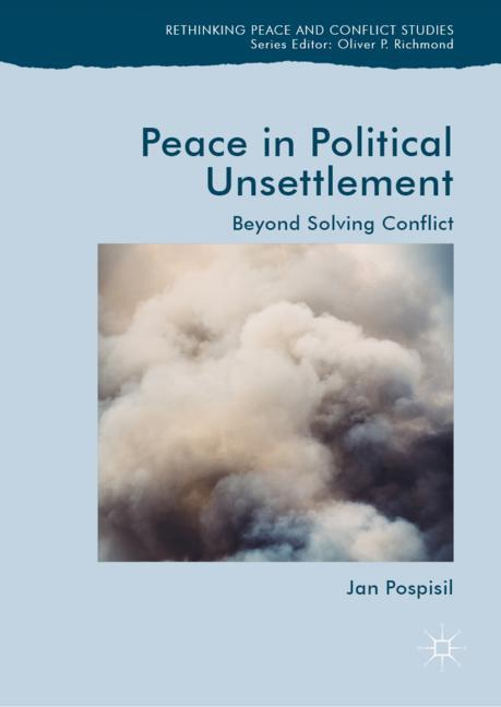 Cover of 'Peace in Political Unsettlement'
