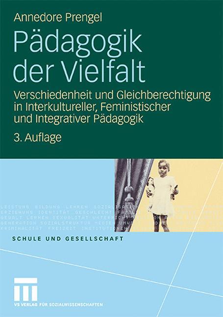 Cover of 'Pädagogik der Vielfalt'