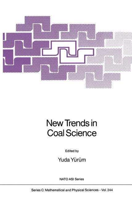 Cover of 'New Trends in Coal Science'