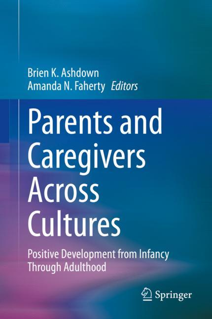 Cover of 'Parents and Caregivers Across Cultures'