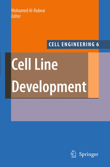 Cover of 'Cell Line Development'
