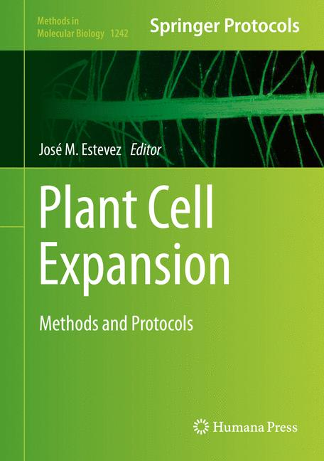 Cover of 'Plant Cell Expansion'