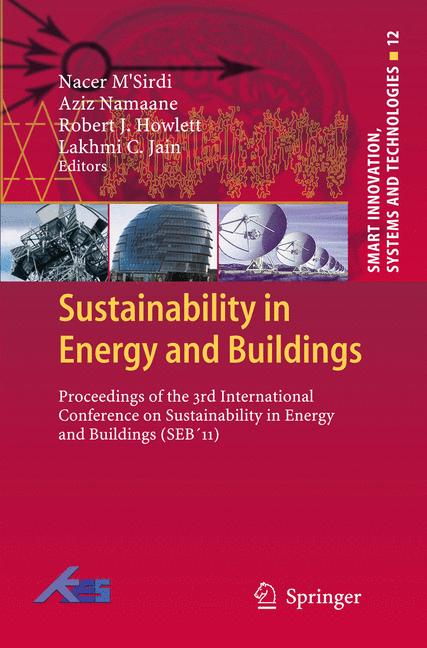 Cover of 'Sustainability in Energy and Buildings'