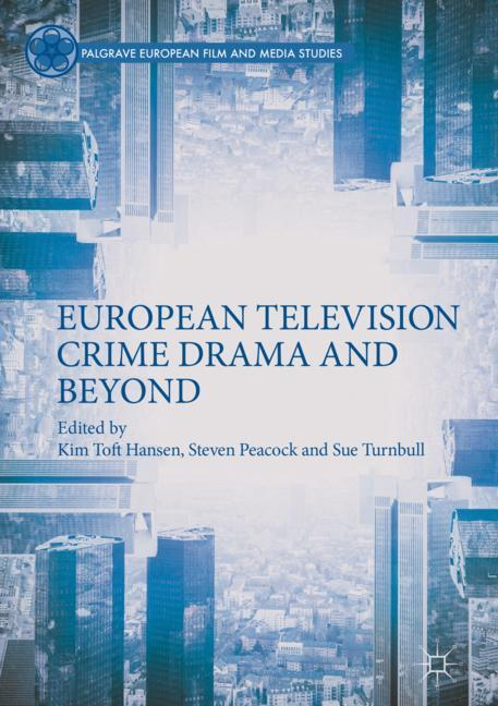 Cover of 'European Television Crime Drama and Beyond'