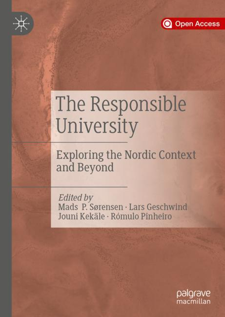 Cover of 'The Responsible University'