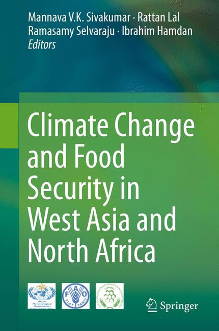 Cover of 'Climate Change and Food Security in West Asia and North Africa'