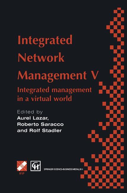 Cover of 'Integrated Network Management V'