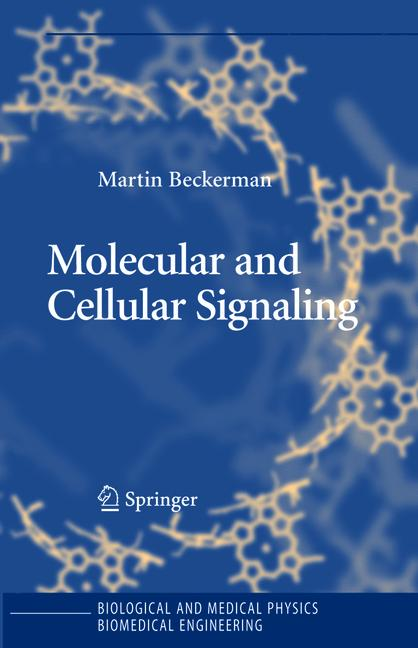 Cover of 'Molecular and cellular signaling'