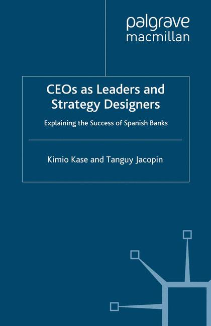 Cover of 'CEOs as Leaders and Strategy Designers'