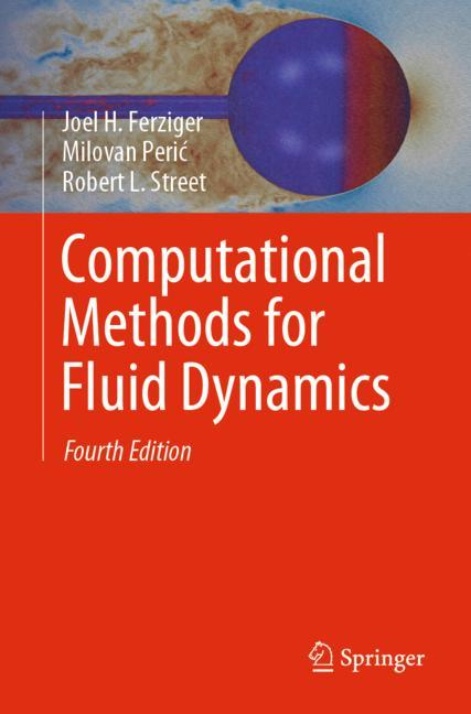 Cover of 'Computational Methods for Fluid Dynamics'