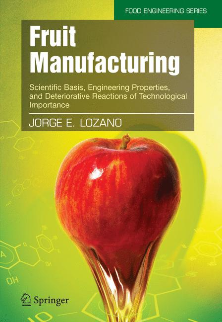 Cover of 'Fruit Manufacturing'