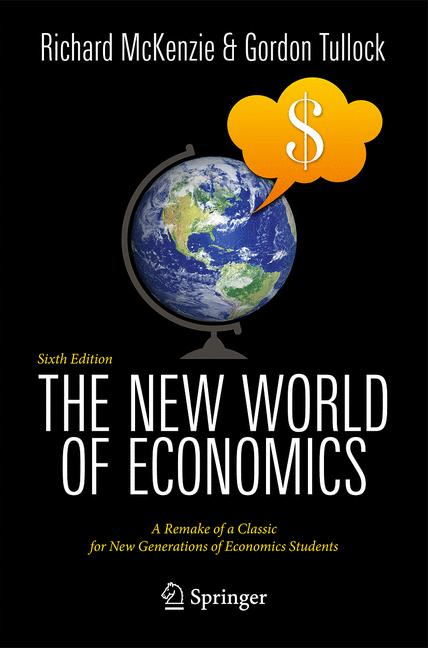 Cover of 'The New World of Economics'