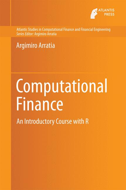 Cover of 'Computational Finance'