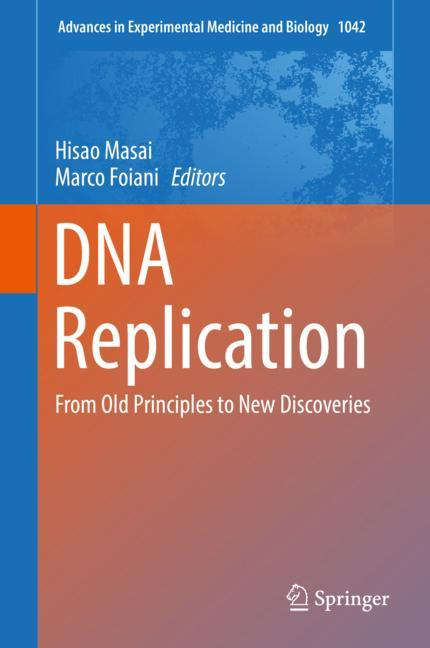 Cover of 'DNA Replication'