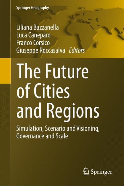 Cover of 'The Future of Cities and Regions'