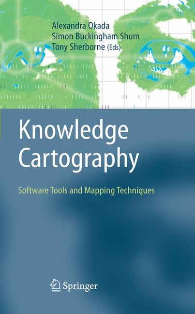 Cover of 'Knowledge Cartography'