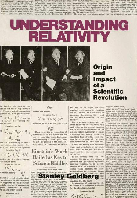 Cover of 'Understanding Relativity'