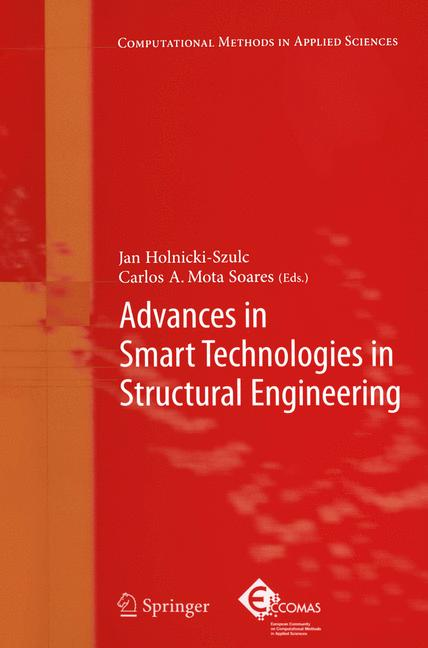 Cover of 'Advances in Smart Technologies in Structural Engineering'