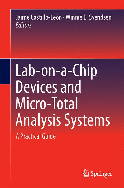 Cover of 'Lab-on-a-Chip Devices and Micro-Total Analysis Systems'