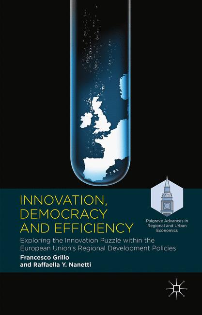 Cover of 'Innovation, Democracy and Efficiency'