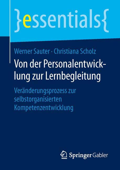 Cover of 'Von der Personalentwicklung zur Lernbegleitung'