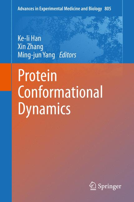Cover of 'Protein Conformational Dynamics'