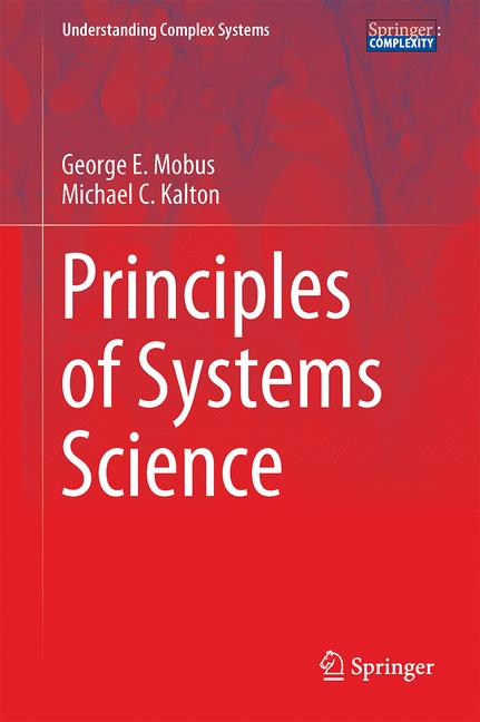 Cover of 'Principles of Systems Science'
