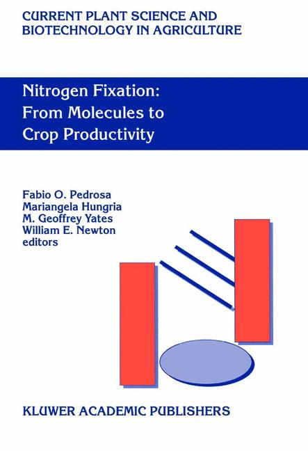 Cover of 'Nitrogen Fixation: From Molecules to Crop Productivity'