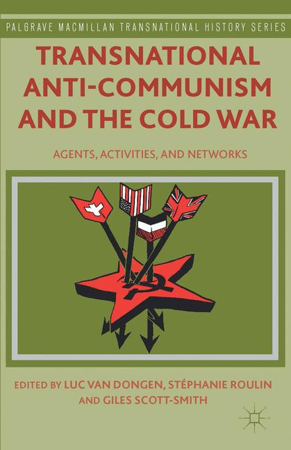 Cover of 'Transnational Anti-Communism and the Cold War'