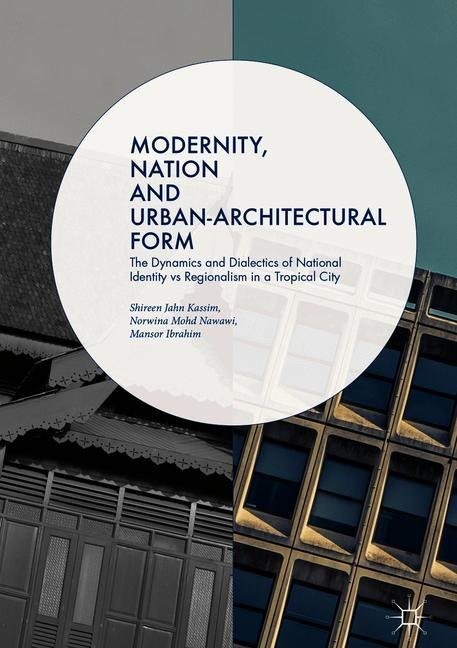 Cover of 'Modernity, Nation and Urban-Architectural Form'