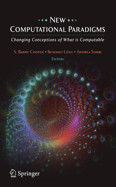 Cover of 'New Computational Paradigms'
