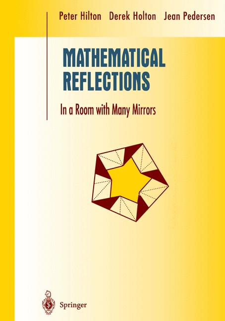 Cover of 'Mathematical Reflections'