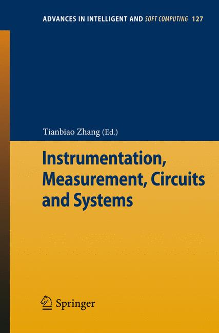 Cover of 'Instrumentation, Measurement, Circuits and Systems'