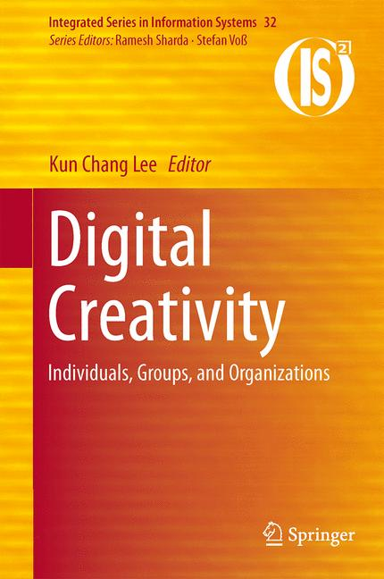 Cover of 'Digital Creativity'