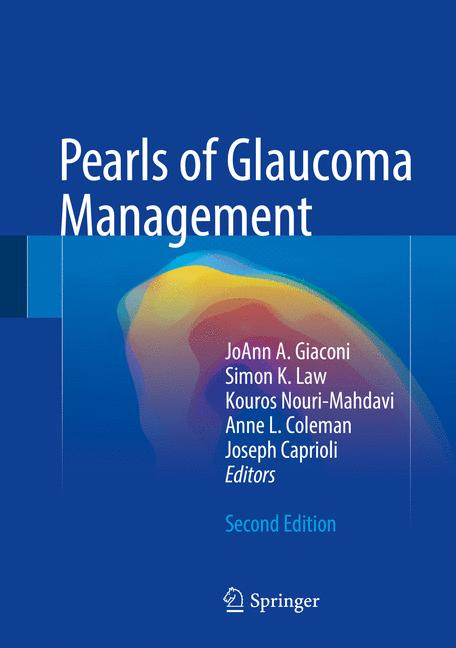 Cover of 'Pearls of Glaucoma Management'