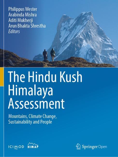 Cover of 'The Hindu Kush Himalaya Assessment'