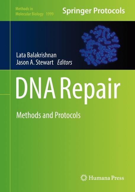 Cover of 'DNA Repair'