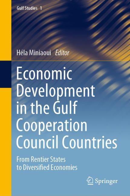 Cover of 'Economic Development in the Gulf Cooperation Council Countries'