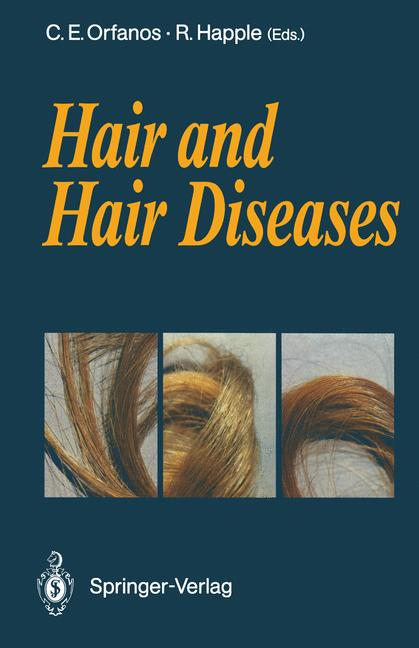 Cover of 'Hair and Hair Diseases'