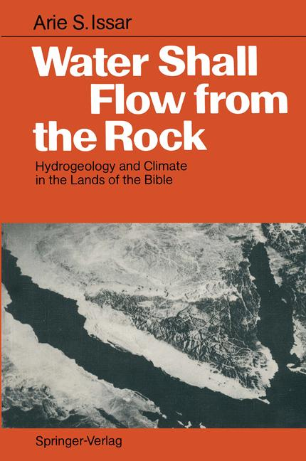Cover of 'Water Shall Flow from the Rock'