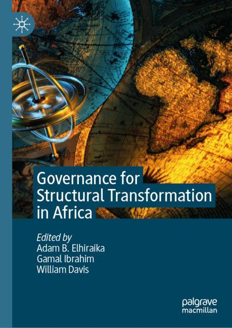 Cover of 'Governance for Structural Transformation in Africa'