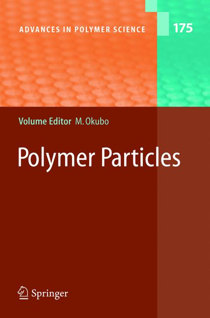 Cover of 'Polymer Particles'