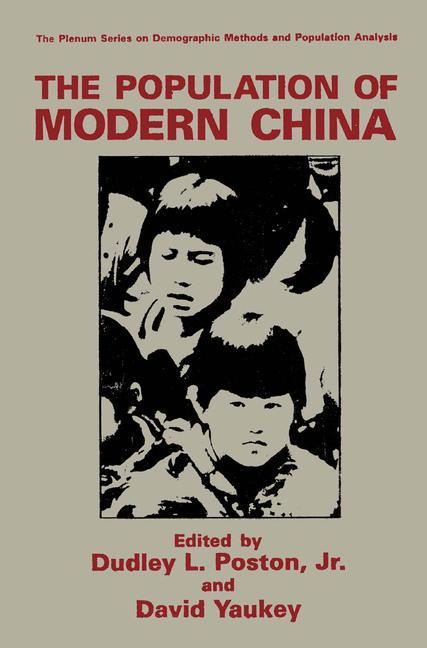 Cover of 'The Population of Modern China'