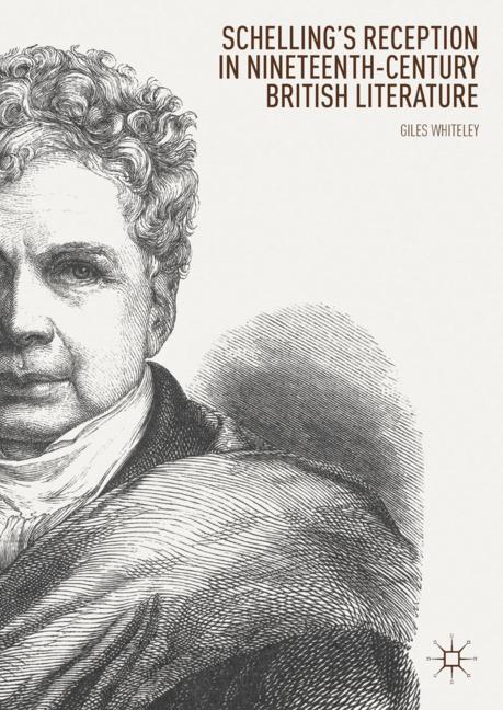Cover of 'Schelling's Reception in Nineteenth-Century British Literature'