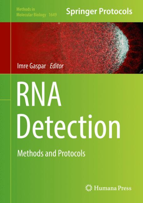 Cover of 'RNA Detection'