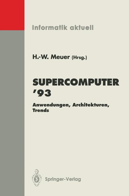 Cover of 'Supercomputer '93'