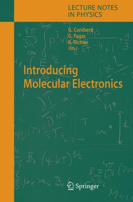 Cover of 'Introducing Molecular Electronics'